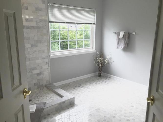 Custom Bathroom Remodel Bristow Va Building By Design