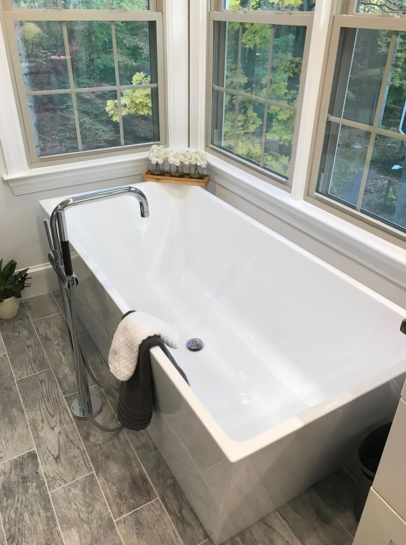 Bathroom Remodel - Building By Design - NoVA Kitchen ...